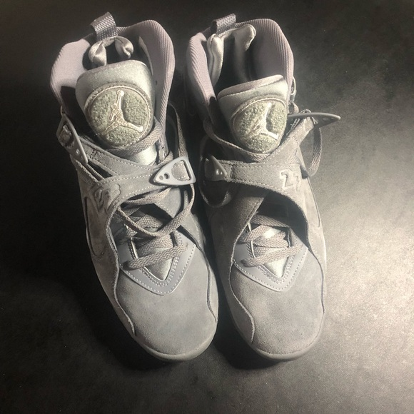 fd2edfa584d49f Jordan Other - Nike Air Jordan 8 Retro Cool Grey Sz 9.5